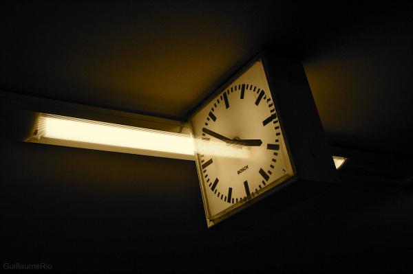 Bosch Clock