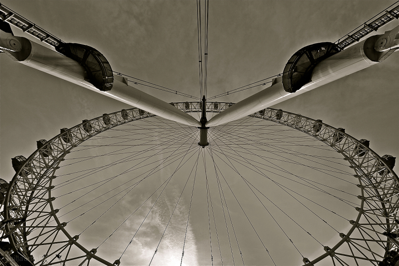 london big eye
