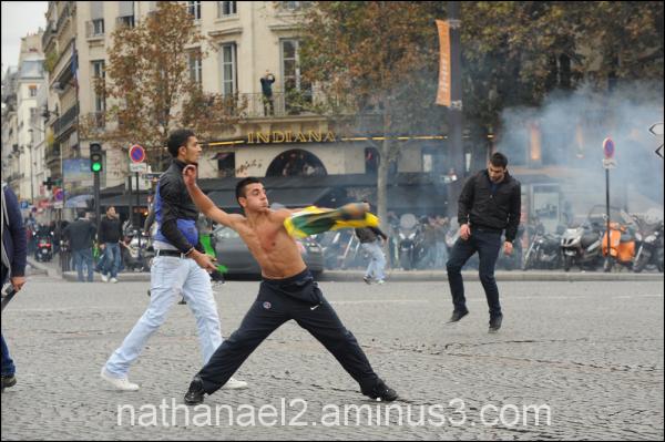 PKK in Paris...