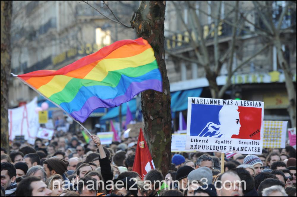 Gaymocratie...