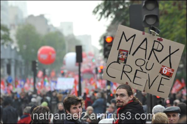 Marx et ça repart...