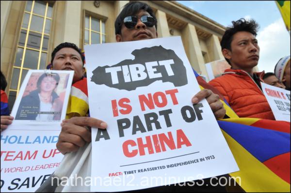 Free Tibet...
