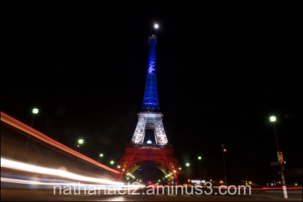 Love for Paris...