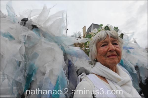 Angel of COP21...