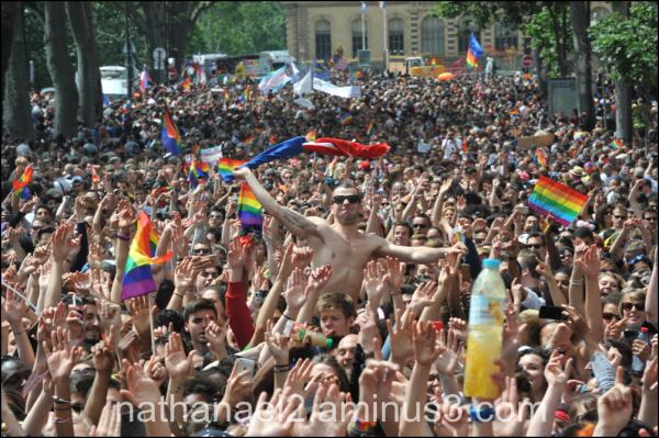 Pride in Paris...