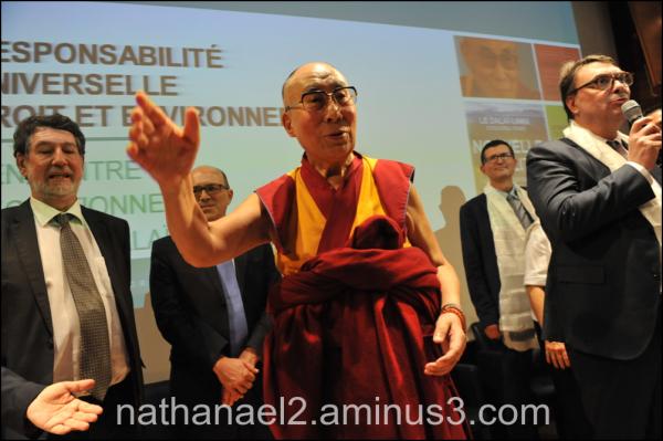 Dalai Lama et tibet libre...