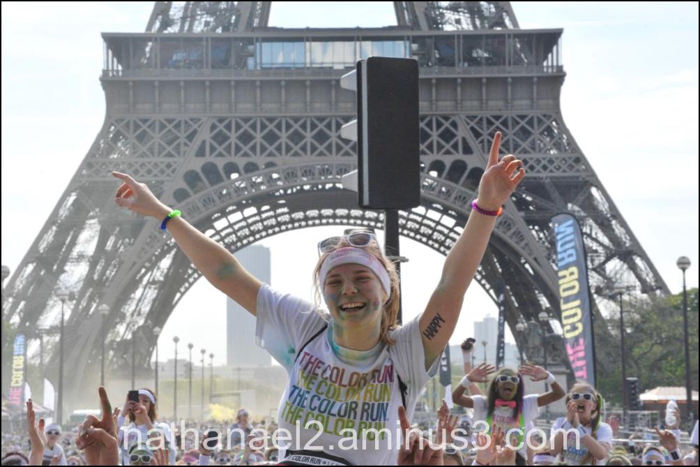 Eiffel power...