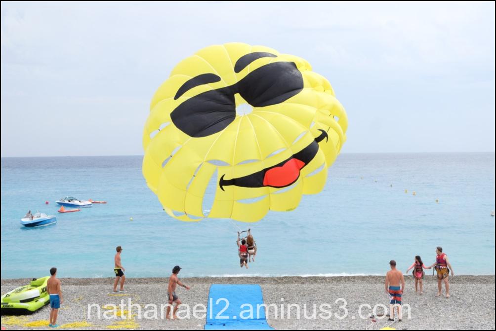 Smile over Nice...