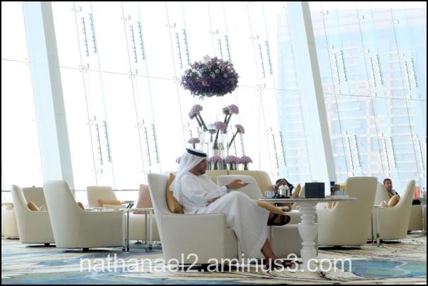 Drôle Dhabi...