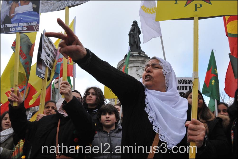 Kurdes...