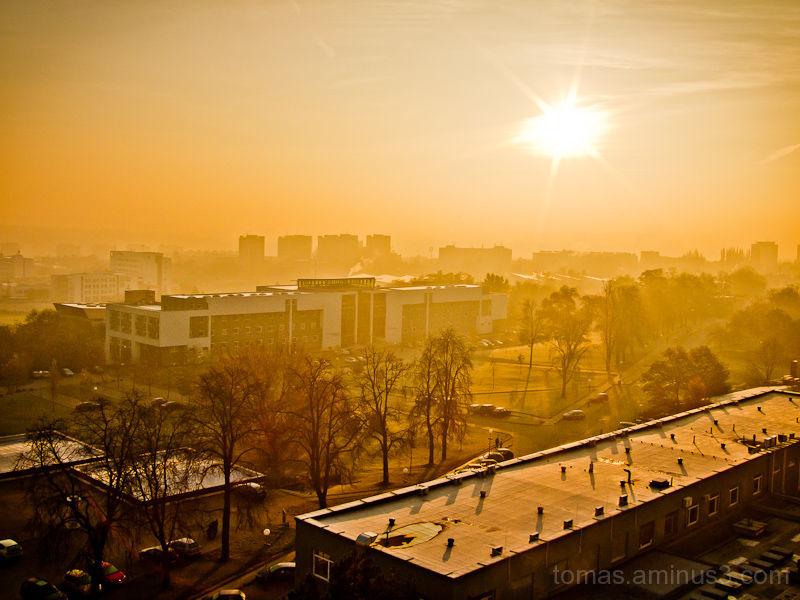 ráno kampus ppv