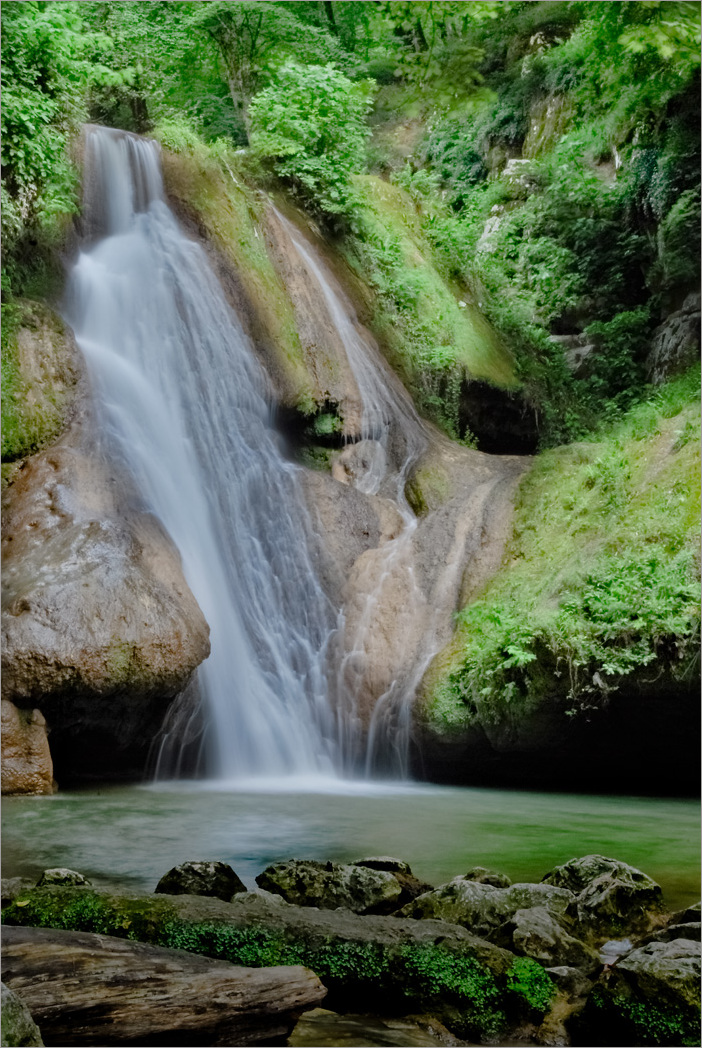 Iran - Golestan - Waterfall Lowe