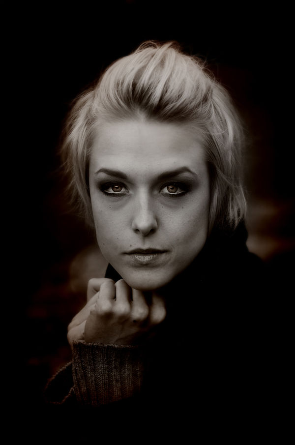 Anja, classic.