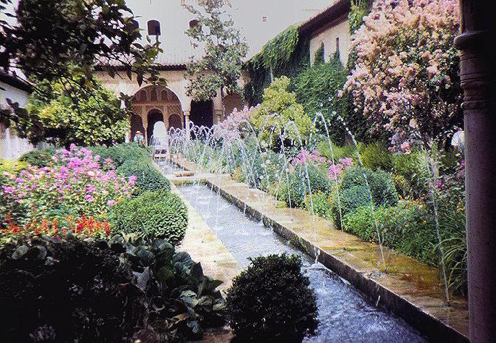 La Allambra, Granada -Spain
