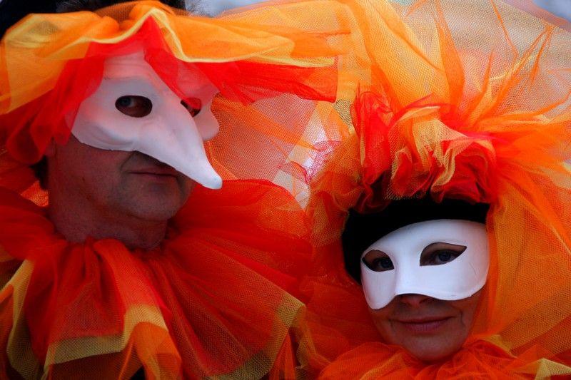 Cranaval Venise Orange