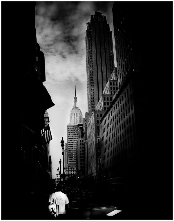 New York Sky #1
