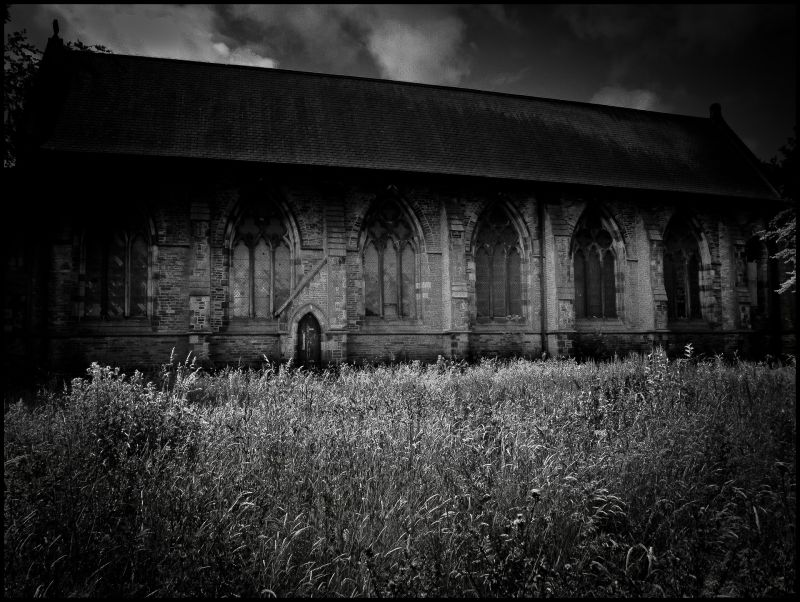 The Abandoned Church #2