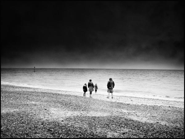 beach walk  #2