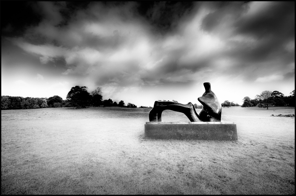 More Scenes from Yorkshire Sculpture Park #9