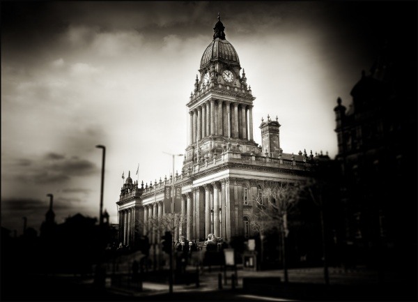Leeds Town Hall 2