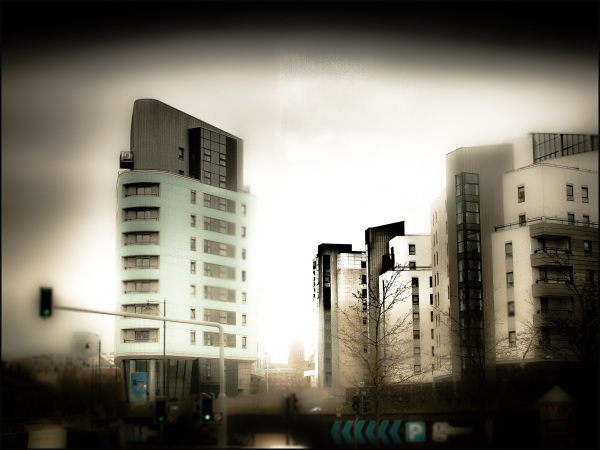 The City (colour works)