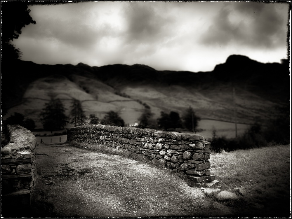 Scenes from a walk in Great Langdale #4