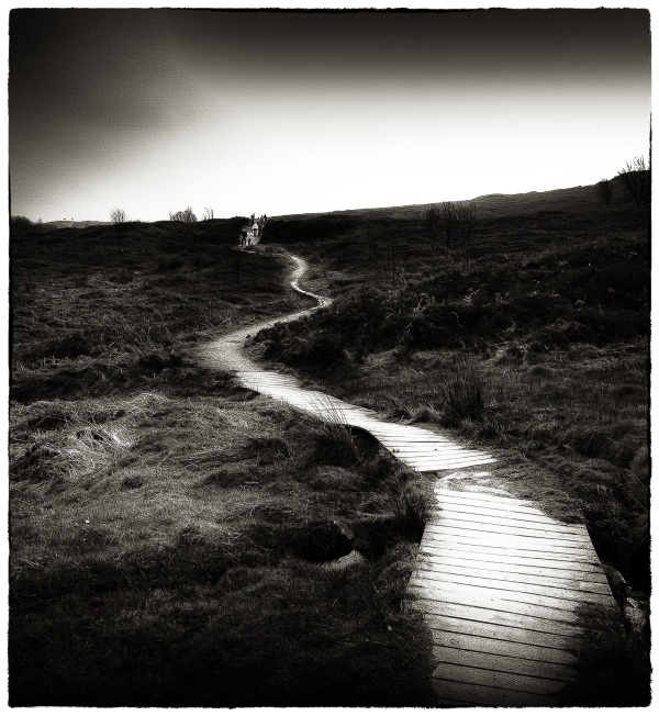 Baildon Moor...