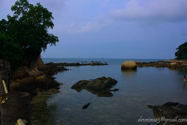 Batam seashore
