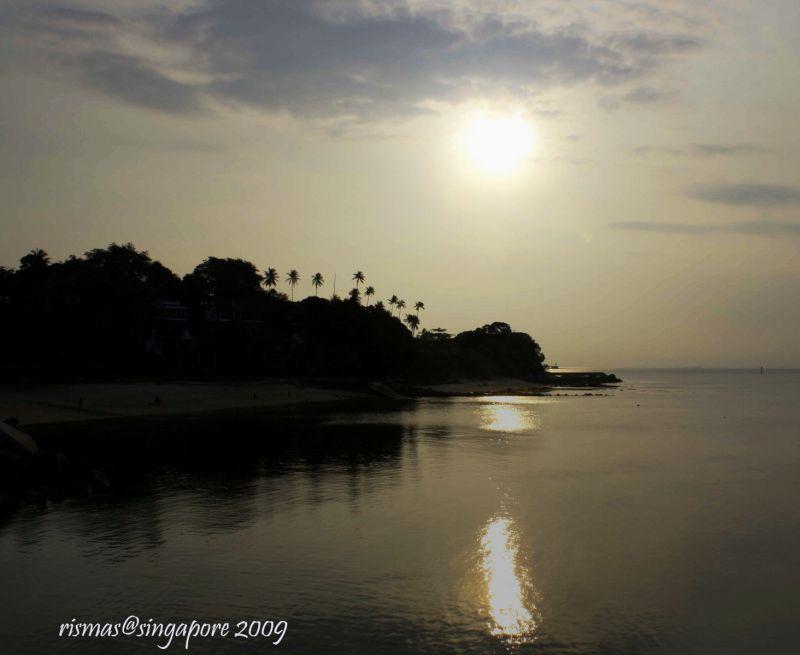 Batam sunset