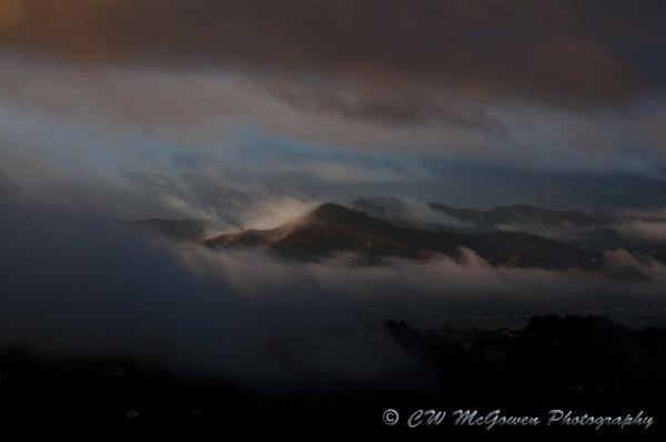 Sunrise on El Toro