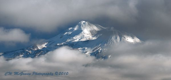 Heavenly Mount Shasta