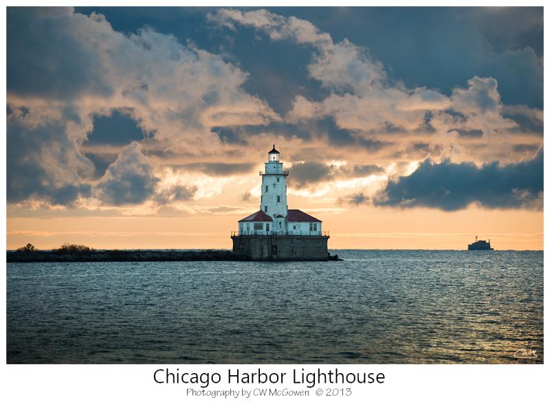 Chicago Harbor Lighthouse
