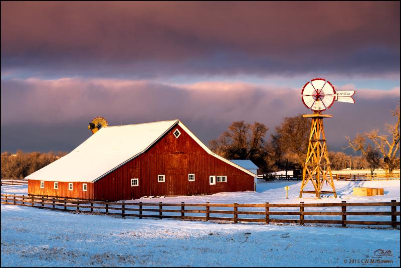 Parker Barn