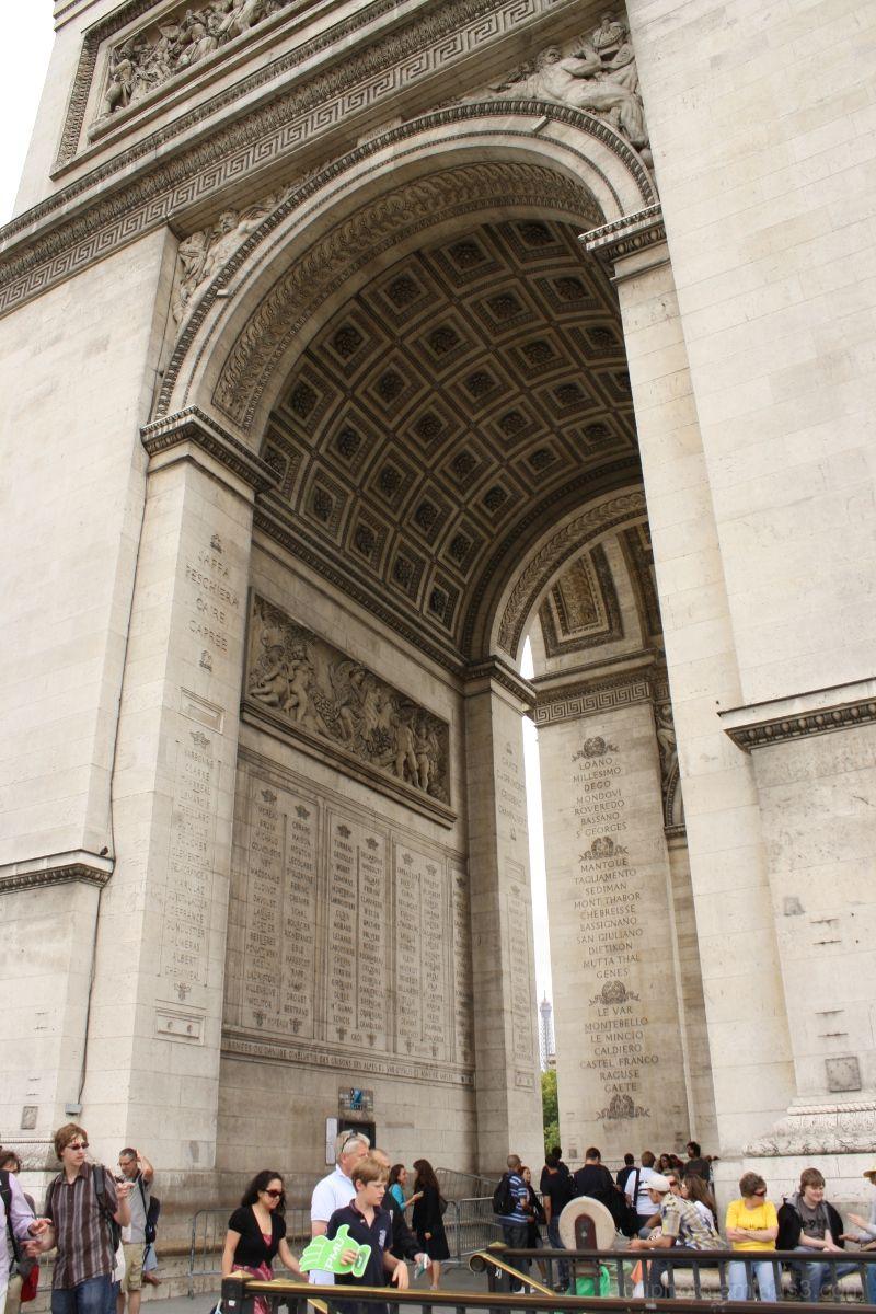 Eiffel, Victory Arch
