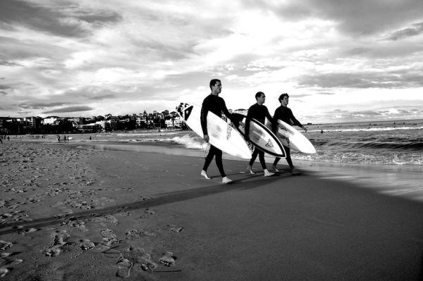 surfers' runway