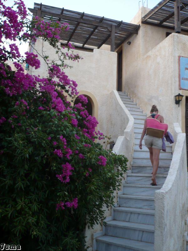 L'escalier