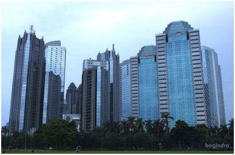 Sudirman's Building
