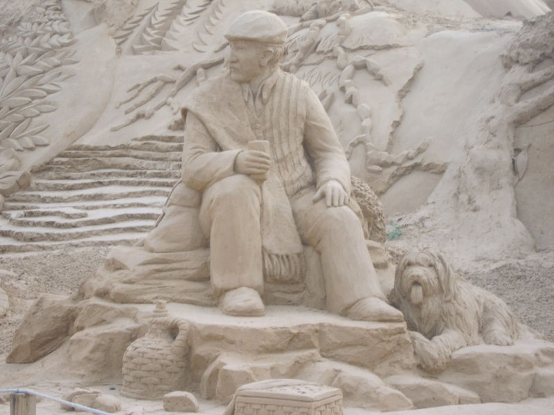 Sand-Kultur