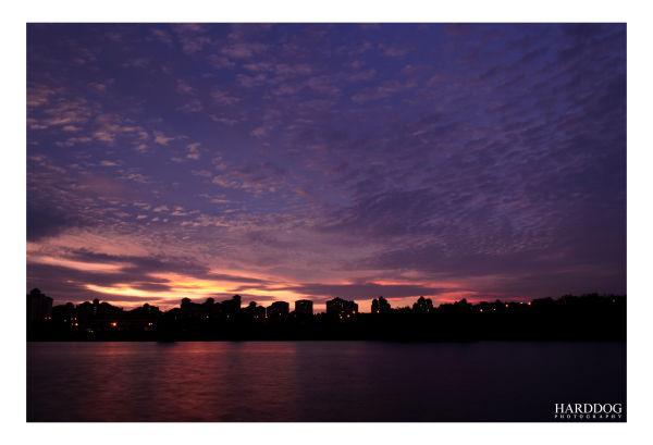 Sunset at Malaysia Putrajaya 5