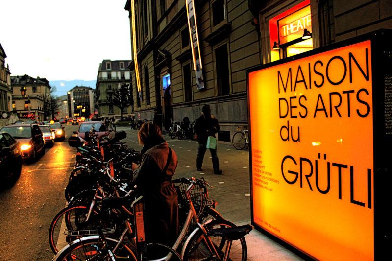 Geneva culture club