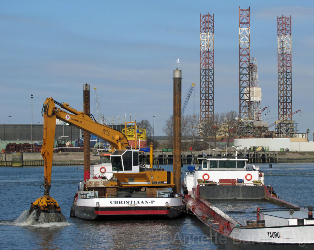 Baggeren - The art of dredging