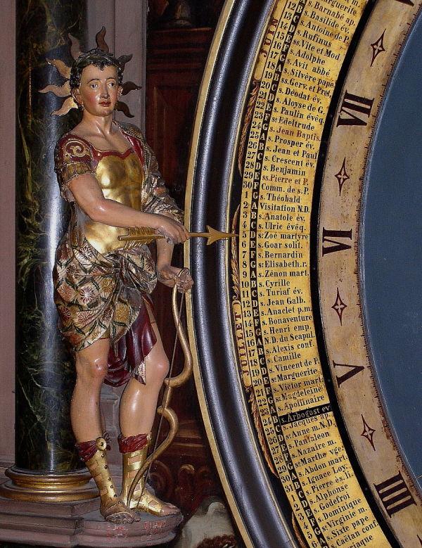 la flèche d'Apollon