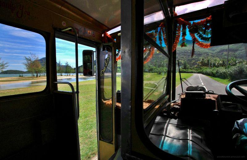 ligne de bus...