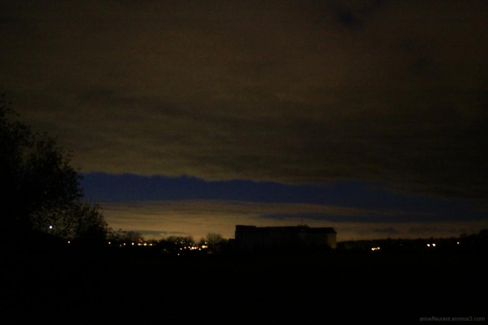 billebaude nocturne en bord de Seine III