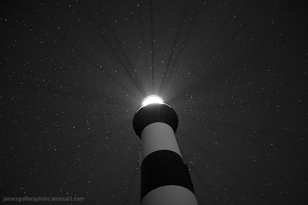bodie lighthouse, bodie island, north carolina