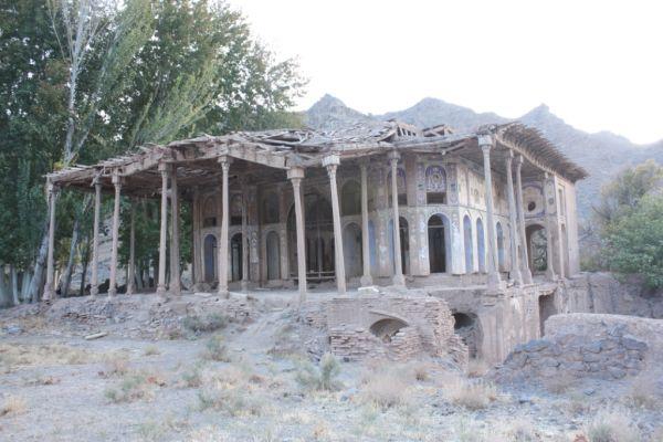 SarhangAbad complex palace