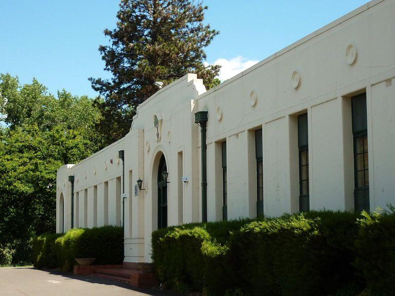 1920s building Canberra, Australia