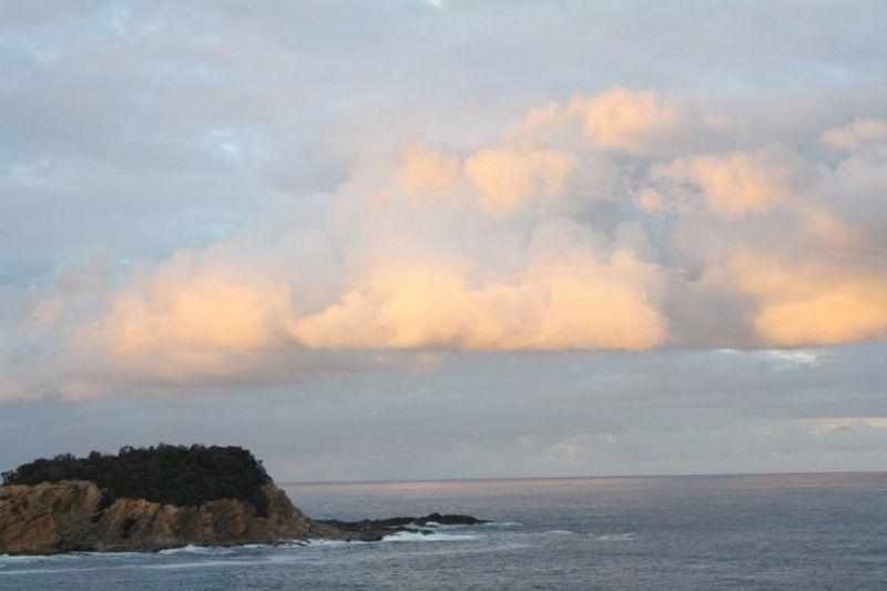 coast clouds