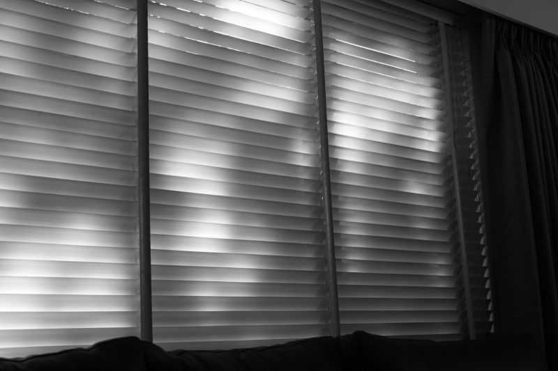 blind and shadows