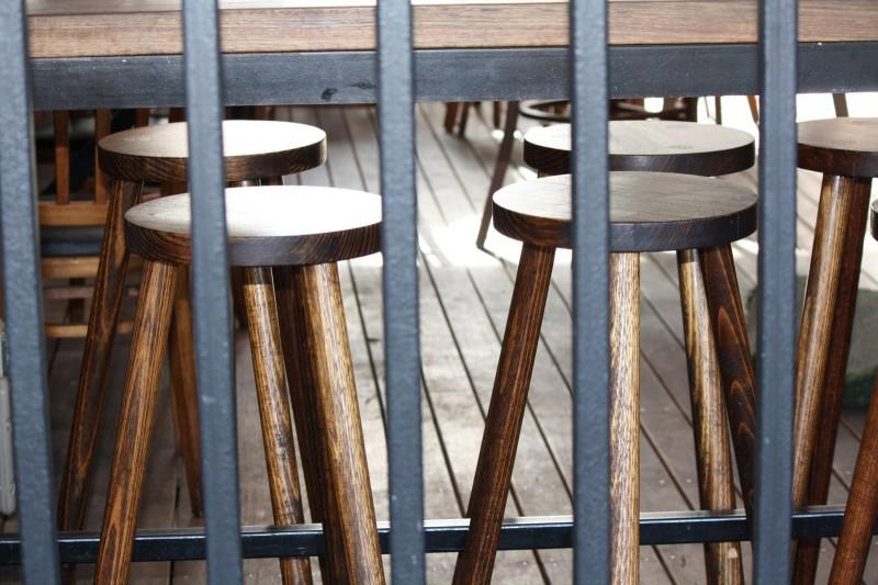 cafe stools